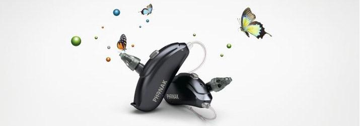 Phonak Audéo V-høreapparater