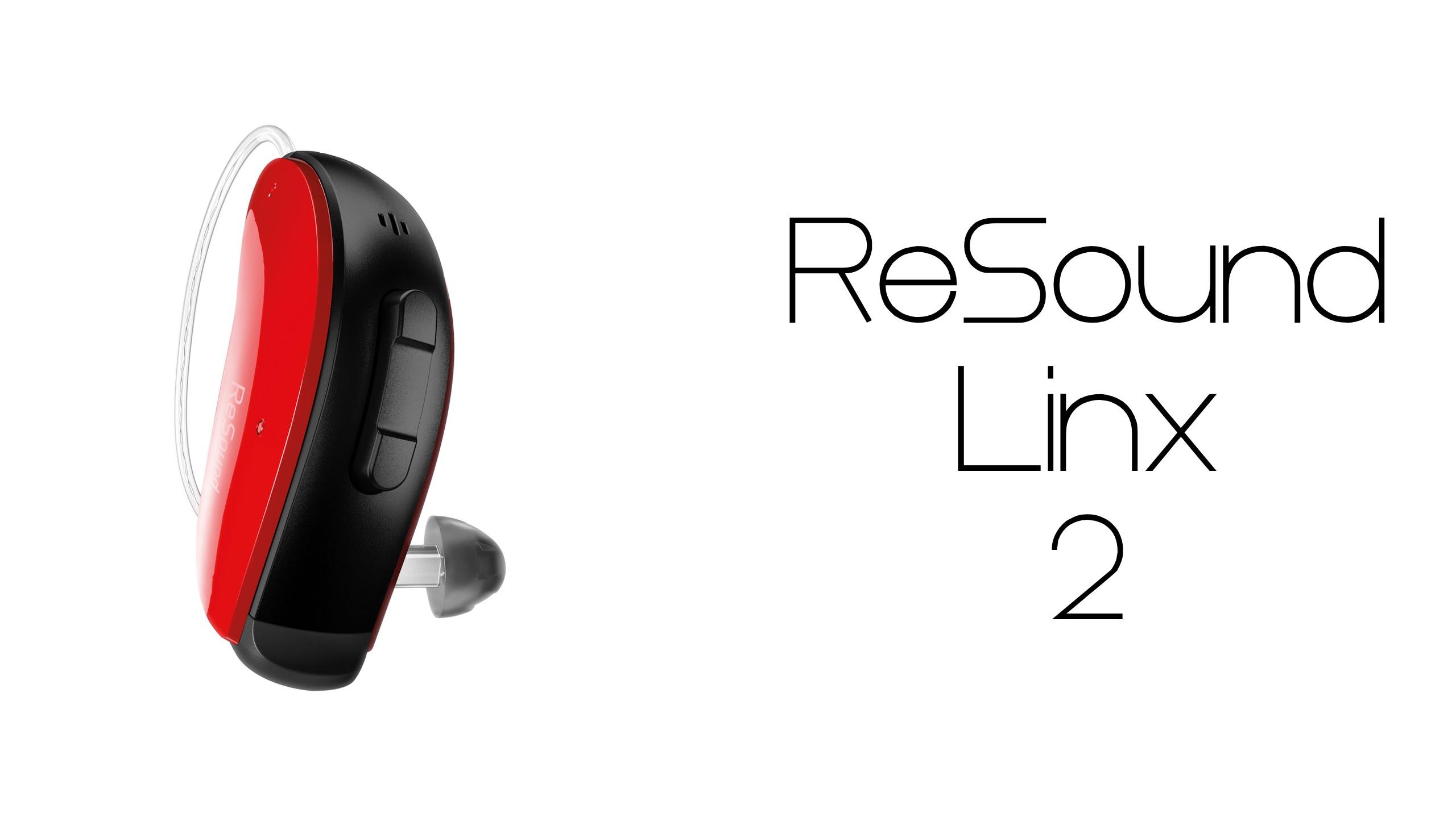 ReSound LiNX2 høreapparat