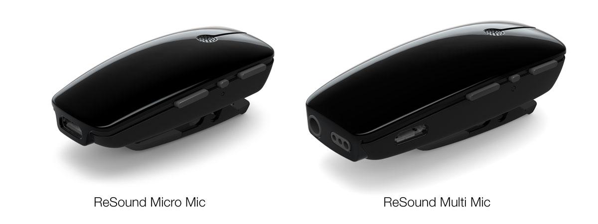ReSound Micro Mic og ReSound Multi Mic