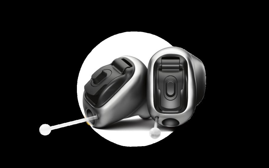Phonak Virto B-Titanium høreapparat