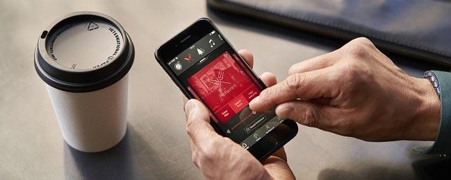 ReSound Smart 3D er en ny app, der fungerer sammen med ReSound LiNX Quattro og ReSound LiNX 3D høreapparater.